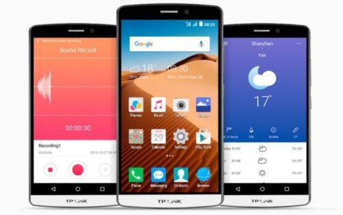 TP-Link akıllı telefon pazarına giriş yapıyor