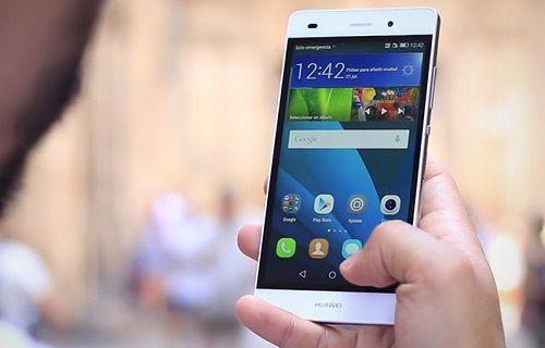 Huawei P8 Lite, Android 6.0 güncellemesi çok yakında