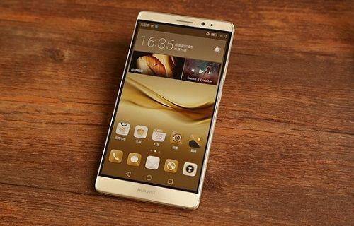 Göz dolduran Huawei Mate 8 kutusundan çıktı