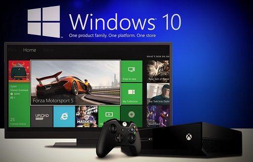 Windows 10, 18 milyon Xbox One ve 1 milyon akıllı telefonda kullanılıyor
