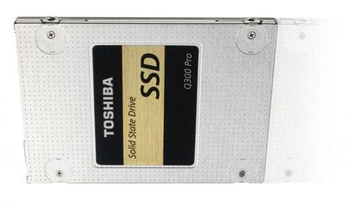 Toshiba Q300 ve Q300 Pro serisi SSD'lerini tanıttı!