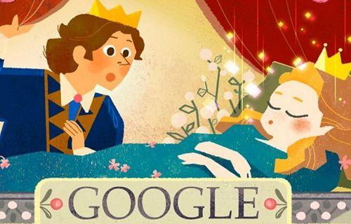 Google, Charles Perrault için Doodle hazırladı