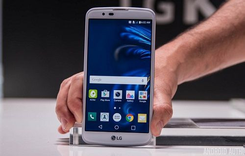 LG K10 satışa sunuluyor