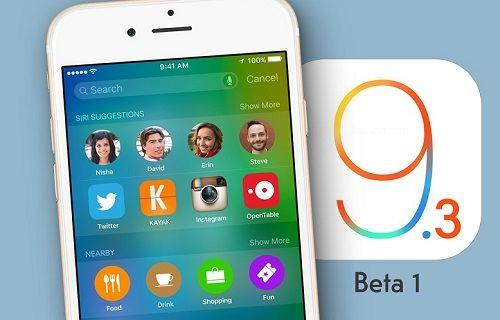 iOS 9.3 ile gelen yeni Force Touch kısayolları!