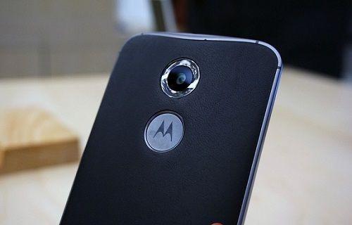 Tüm Moto telefonlarda artık parmak izi tarayıcısı yer alacak
