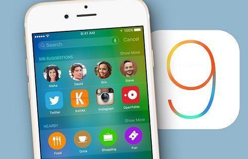 iOS 9 kullanım oranı açıklandı!