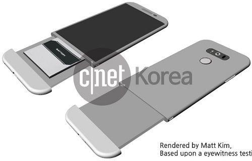Bomba iddia: LG G5 modüler yapıda çıkarılabilir pile sahip olacak