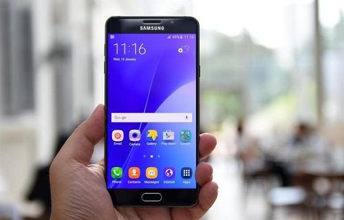 Samsung'dan Galaxy A (2016) serisine özel temalar