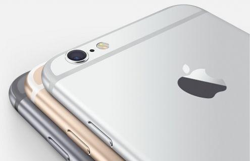 iPhone 6'nın ön kamerasının önüne ne geldi?