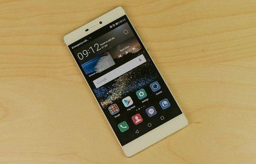 Huawei P9'da fiziksel home butonu yer alacak