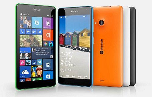 Bu defa Lumia 535 Windows 10 Mobile güncellemesi aldı