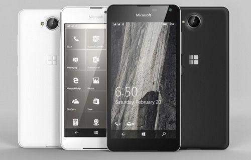 Microsoft Lumia 650'nin fiyatı netlik kazandı