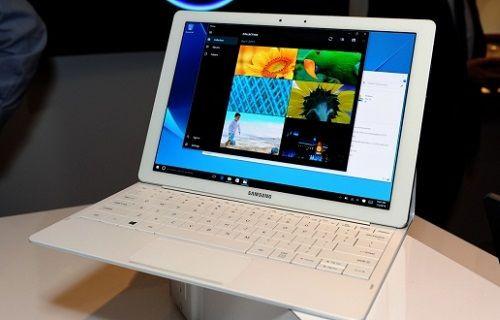 Samsung ikisi bir arada bilgisayar Galaxy TabPro S için tanıtım videosu yayınladı