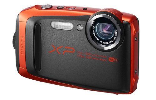 Fujifilm'den zorlu şartlara dayanıklı fotoğraf makinesi: FinePix XP90