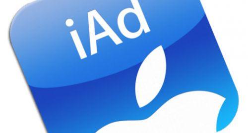 Apple iAd'in fişini çekti
