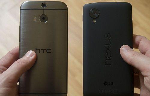 Bu yılki Nexus telefonlar HTC'den gelebilir