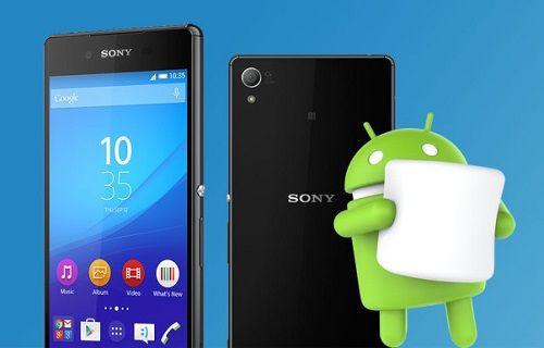 Sony, Android 6.0 güncellemesi için bir süre daha bekletecek