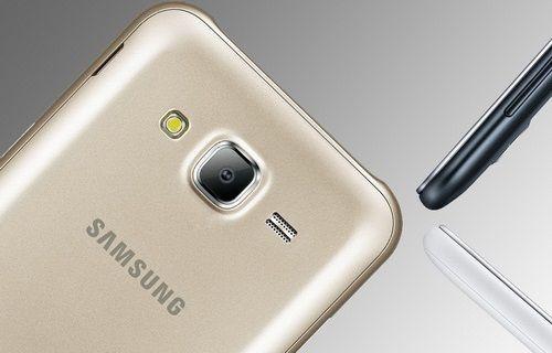 2016 model Galaxy J7'nin özellikleri testlerde ortaya çıktı!