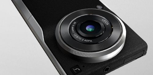 Android işletim sistemli Panasonic Lumix CM10 tanıtıldı