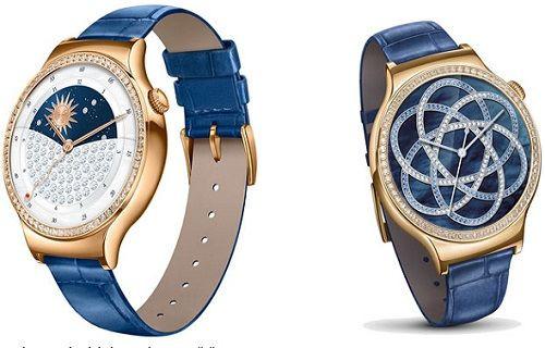 Bayanlara özel Huawei Watch Jewel ve Elegant satışa sunuldu