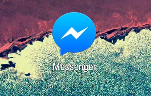 Facebook Messenger Android uygulaması Materyal Tasarıma bürünüyor