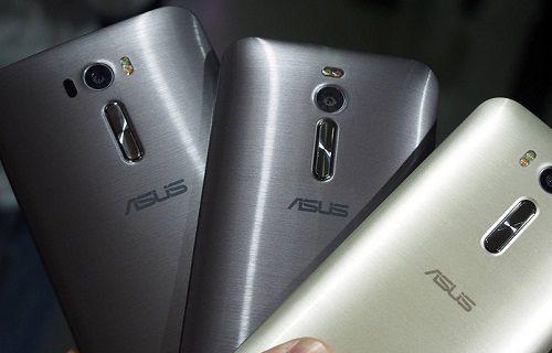 Asus ZenFone 3 ailesine mensup iki telefon ortaya çıktı