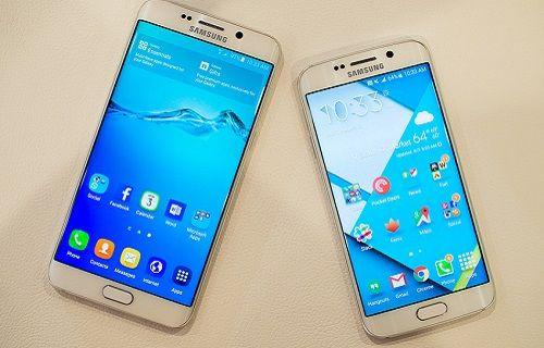 Samsung Galaxy S7 ve Galaxy S7 Edge'in ekran boyutları onaylandı