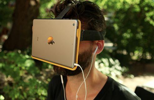 Apple Sanal Gerçeklik Dünyasına mı Giriyor?