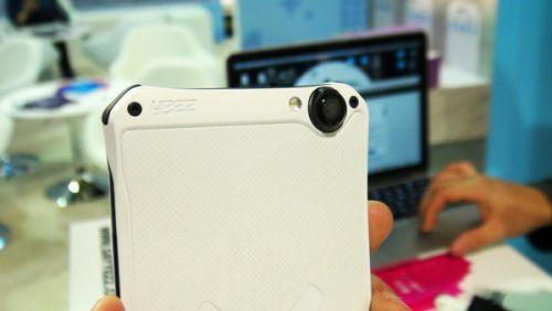360 derece kameralı ilk akıllı telefon: YEZZ Sfera (Video)