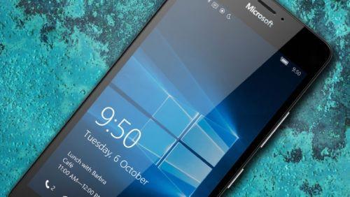 Telefonlar için Windows 10 beklenenden geç gelecek