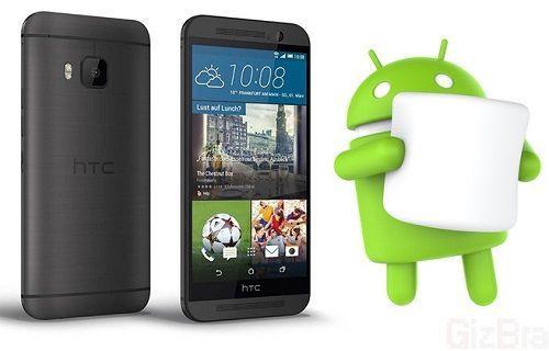 HTC One M9 Android 6.0 güncellemesi Avrupa'ya geliyor