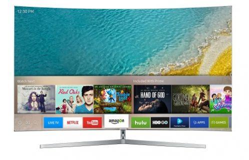 Samsung 2016 SUHD TV Serisini Tanıttı
