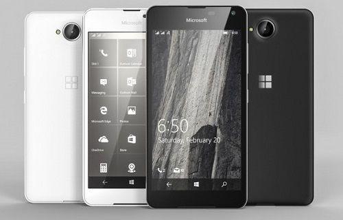 Lumia 650 tanıtılmadan ön sipariş almaya başladı
