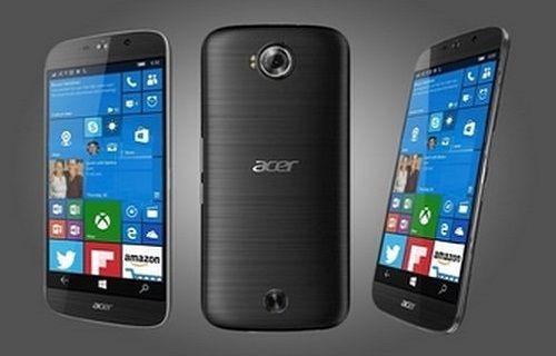 Acer, Windows 10'lu Liquid Jade Primo'nun Android sürümünü hazırlıyor