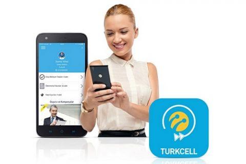 """Turkcell Şirketim"""" uygulaması ile tüm şirket hatları cepten yönetilebiliyor"""