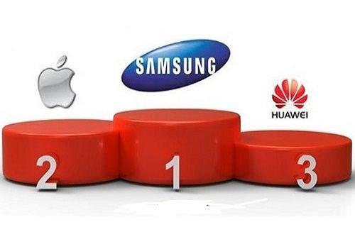 Samsung akıllı telefon dünyasında liderliğini sürdürdü