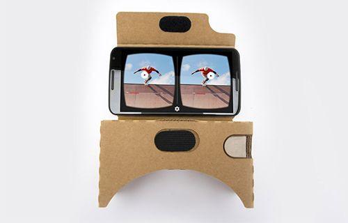 Google Cardboard'ın satış ve kullanım rakamları açıklandı