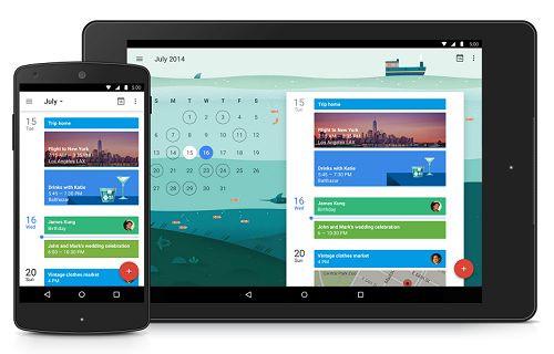 Güncellenen Google Takvim uygulaması akıllı öneriler getiriyor