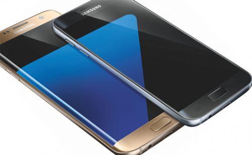 Altın renkli Galaxy S7 ve gümüş renkli Galaxy S7 Edge sızdırıldı