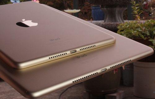 iPad Air 3'te dört hoparlör yer alacak
