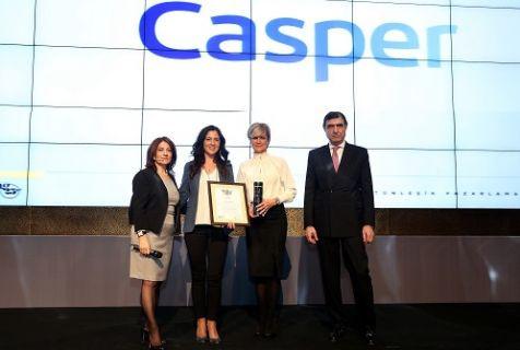 Casper, 2016'ya Ödüller İle Başladı!