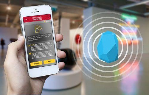 Turkcell beacon teknolojisini İstanbul Modern'e getiriyor!