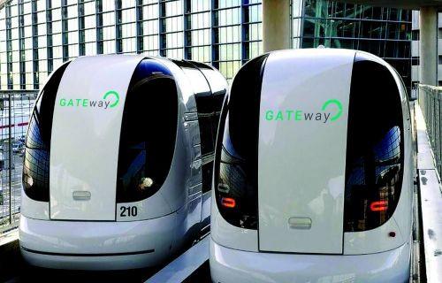 Sürücüsüz toplu taşıma araçları geliyor
