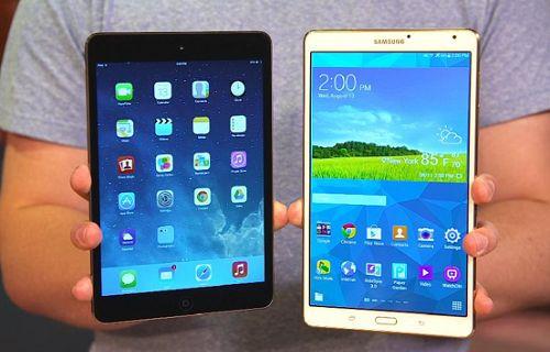iPad, tablet kategorisinin lideri olmaya devam ediyor
