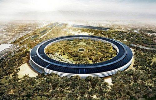 Apple Campus 2'nin son haline drone eşliğinde göz atın [video]