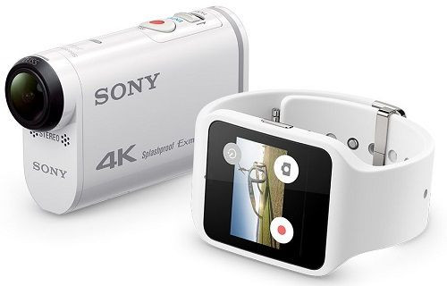 Sony SmartWatch 3 ile aksiyon kameralarını kontrol altına alın