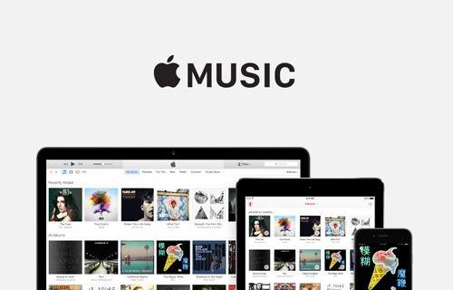 Apple Music bilgisayarda nasıl kullanılır?