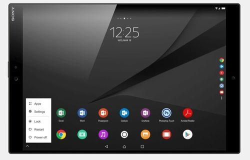 Sony Xperia Z5 Tablet Ultra sızdırıldı