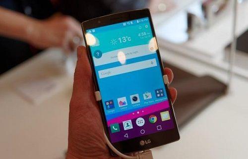 LG G5'e ait ilk ekran görüntüleri ortaya çıktı