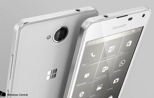 Lumia 650: Basın görüntüleri ve fiyatı